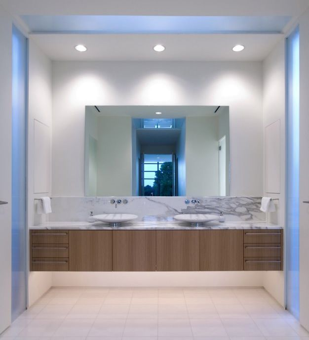 Contemporary Bathroom Lighting Concept