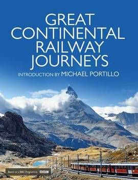 All aboard and get ready to explore some of Europe's finest journeys by train in Great Continental Railway Journeys, a beautiful tie-in book to the hit BBC series presented by Michael Portillo.
