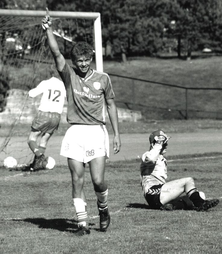 Moss Avis - Fra arkivet: Rygge IL 1980-1990-tallet