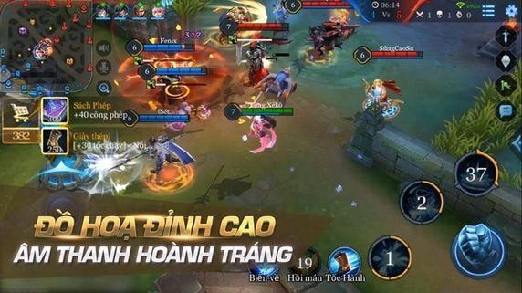 Lien quan mobile chinh thuc ra mat cong dong ga... - Game Bai Doi Thuong - Quora