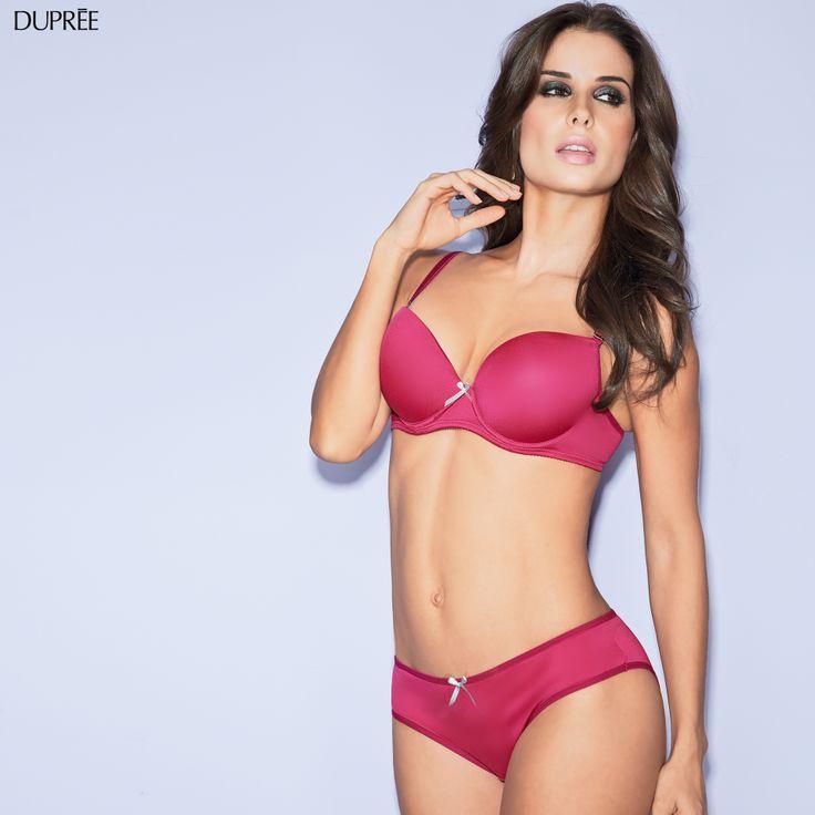 Brasier y Panty Brise: Ideal para que te sientas muy cómoda sin perder esa sensualidad femenina que te encanta..