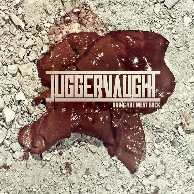 Juggernaught - Bring The Meat Back, get it on bandcamp #juggernaught