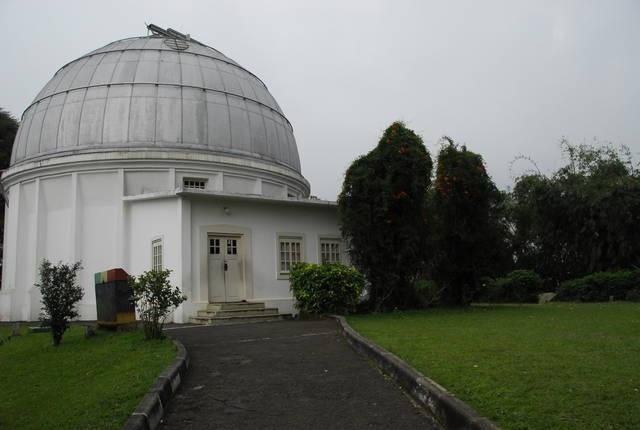 Gedung Boscha (Teropong Bintang)