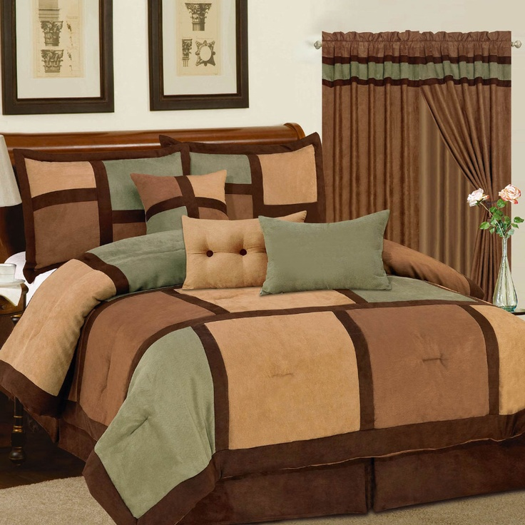 Earth Tones Ho Pinterest Warm King Comforter And Master Bedrooms