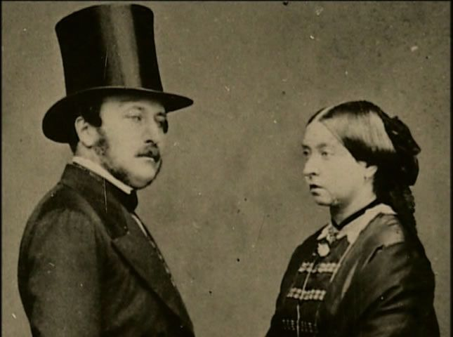 indypendentroyalty:  Queen Victoria and Prince Albert (via Victoria)