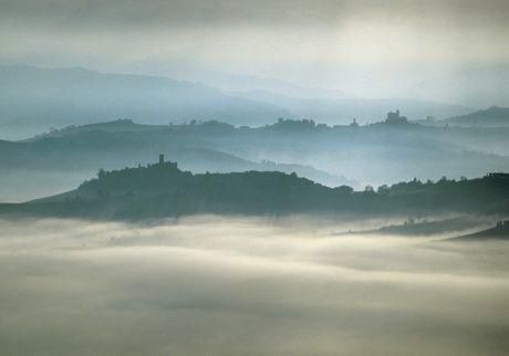 Winter in La Morra #hills #provinciadicuneo #piemonte #italy