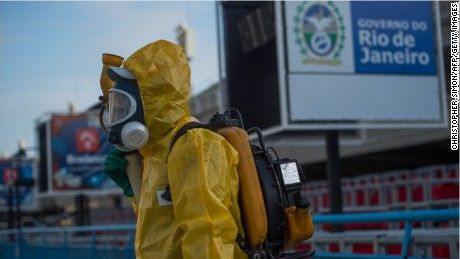 """The World Health Organization declared a """"public health emergency of international concern"""" Monday over the Zika virus and health problems that it may cause."""
