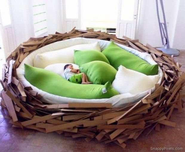 Really Cool Products – 25 Pictures  this would make a super fun reading nook