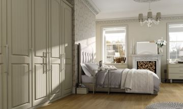 Matt Bedroom Doors - By BA Components