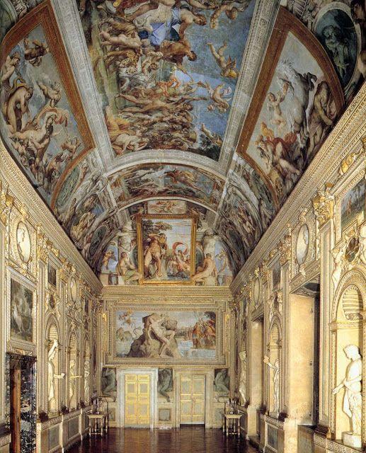 Παλάτι Φαρνέζε  στη Ρώμη