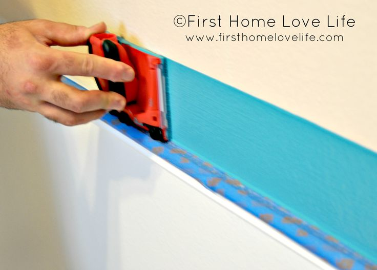 I wish I had known about the paint edger BEFORE giving my bathroom a much needed facelift