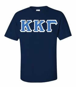 $15 Kappa Kappa Gamma Custom Twill Tee SALE $15.00. - Greek Clothing and Merchandise - Greek Gear®