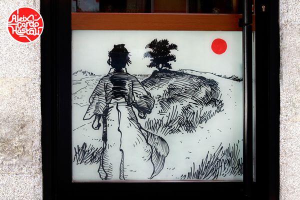 Hace unos días me encargaron pintar el nuevo restaurante japonés Hattori Hanzo en Madrid. La primera izakaya de la capital y uno de los mejores restaurantes japoneses que haya comido en España. Espero que os guste el resultado!-----------------A few day…