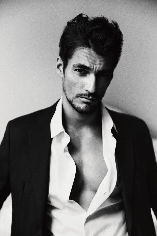 David Gandy by Damon Baker | S Moda | Homotography