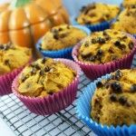 Muffin Monday ~ Pumpkin and Mini Chocolate Chip! {Mega Giveaway!}