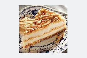 Toasted Almond Ice Cream Cake recipe