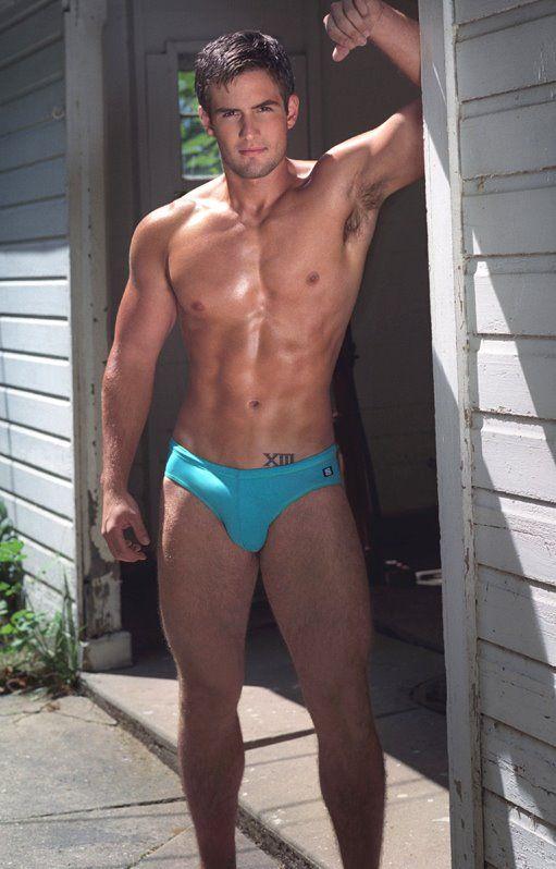 Handsome straight guy caught having gay sex 7