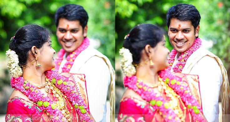Karthik & Dhivyapriya - wedding photography - Aishwarya Photos & Videos