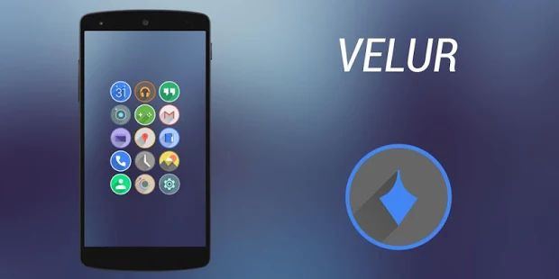 Velur - Icon Pack