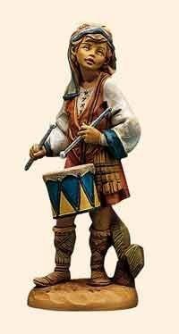 """Fontanini 7.5"""" Jareth Drummer Boy Nativity Figurine #65169 by Roman, http://www.amazon.com/dp/B002BB2N74/ref=cm_sw_r_pi_dp_U0qWqb0AW4QYG"""
