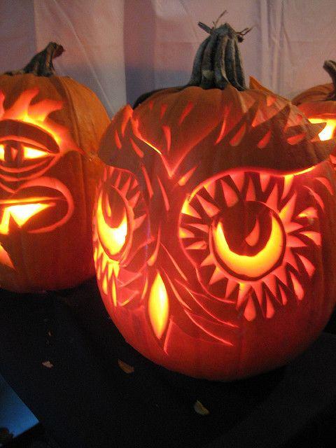 The best owl pumpkin carving ideas on pinterest