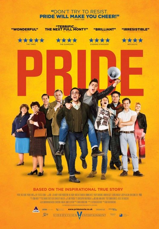 Pride (2014) U.K. gay activists work to help miners during their lengthy strike of the National Union of Mineworkers in the summer of 1984. Watch Pride (2014) , streaming, full movie free, Watch Online, Full Download Movie, free online stream, On putlocker