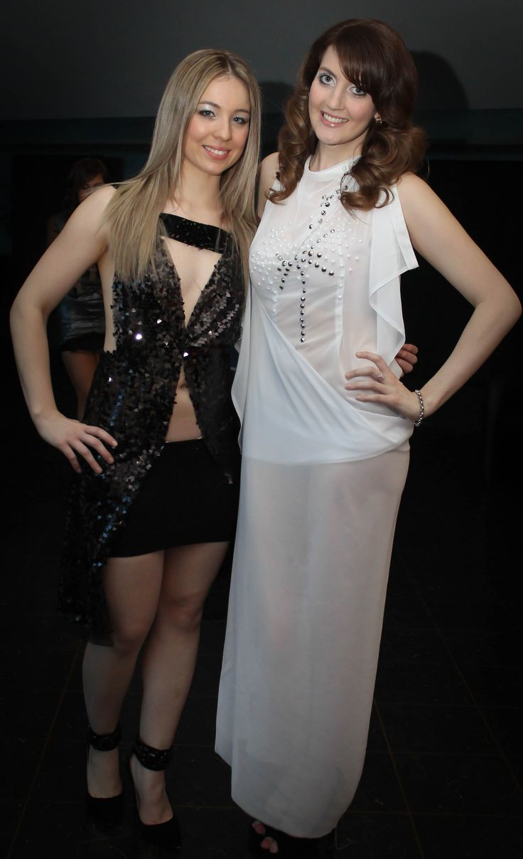 A couple of the stunning Models from our #Wella #Colour club event  #Iwantthathair www.houseofernest.com.au