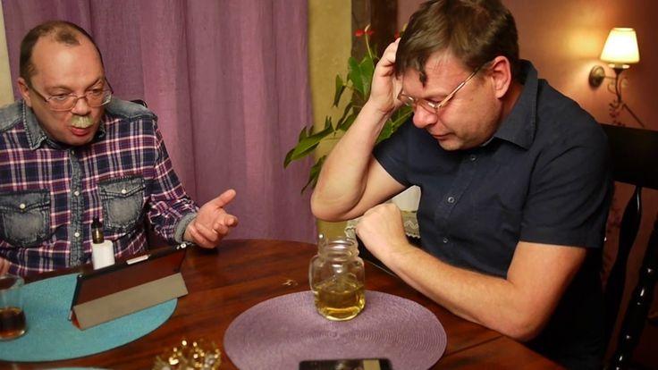Навального обсуждают депутат Лаврентий Августович и его помощник Шурка