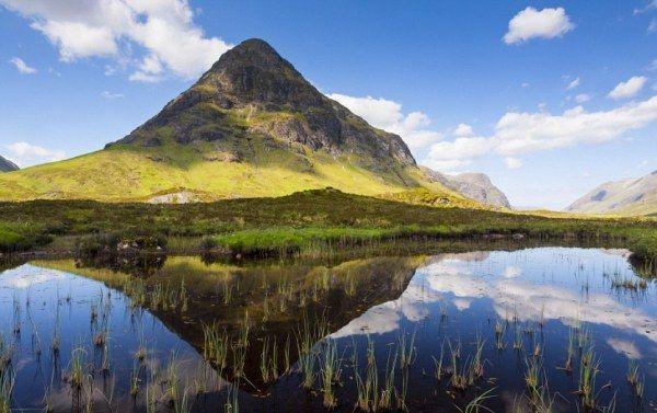 Шотландское высокогорье от Камилло Береноса (17 фото)