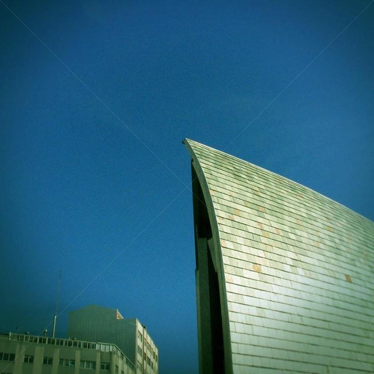 Domus de A Coruña. Arquitectura moderna. #Galicia