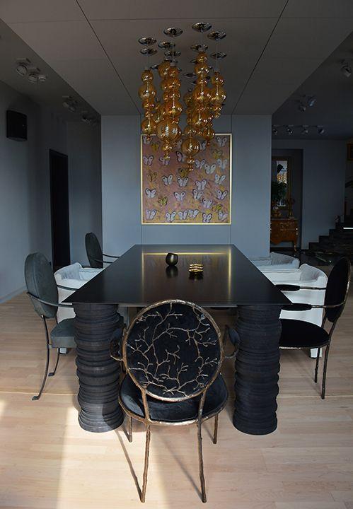 Charming Apartment by Radina Gesheva – Bulgaria by Koket