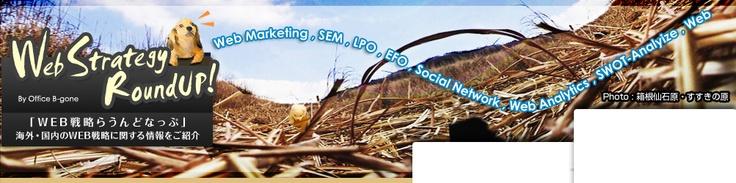 ソーシャルメディアマーケティングを提案する時に気をつけるべきこと|海外WEB戦略戦術ブログ : http://www.7korobi8oki.com/mt/archives/2011/07/socialmedia-marketing-tips.html