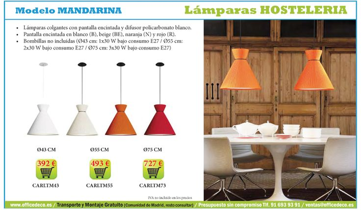 hosteleria-lamparas-4 Galería imágenes lámparas para hostelería.