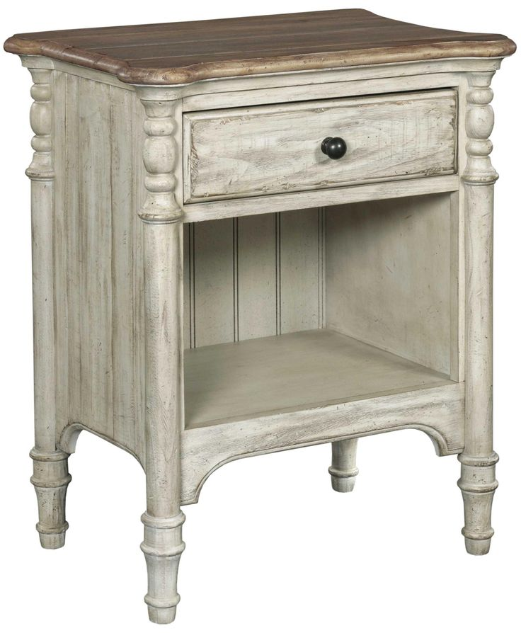 Weatherford Open Nightstand by Kincaid Furniture
