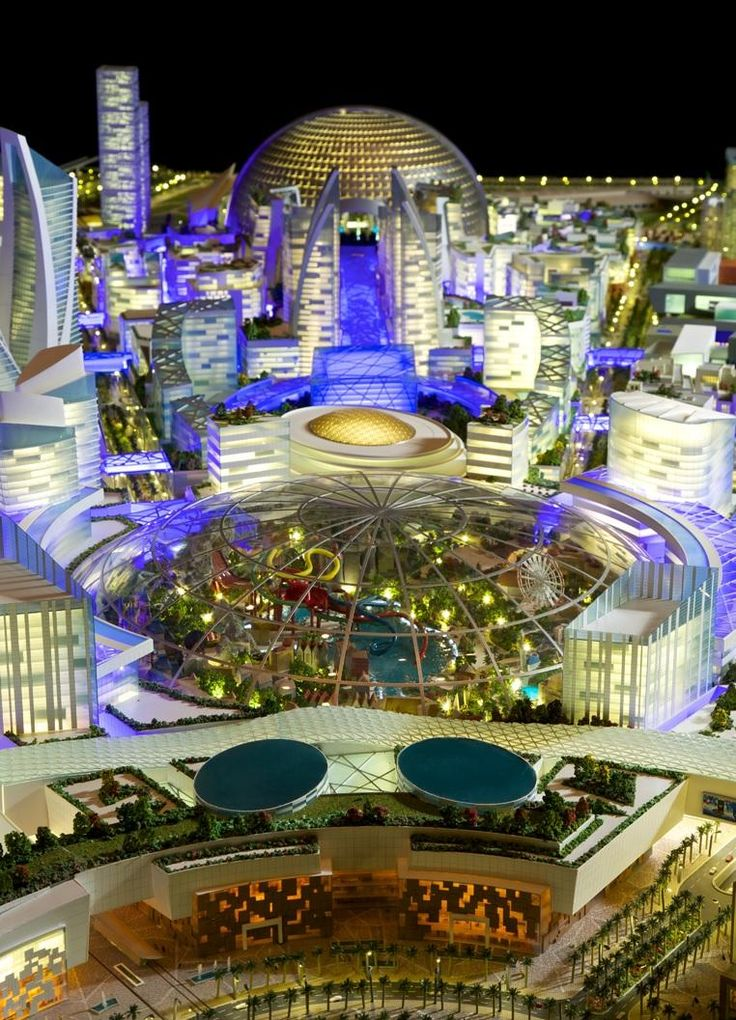 http://news.yahoo.com/dubai-build-climate-controlled-city-largest-mall. Largest World Mall will be built on Dubai Island. A Park in a Mall will be awesome.