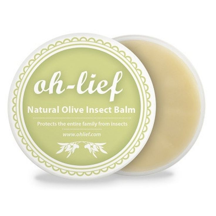 Natural Olive - Insect Balm - Cosmetics - Baby Belle