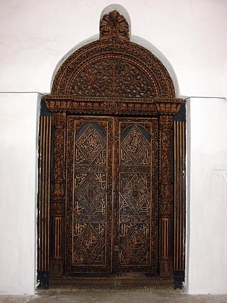 Africa | Door in Zanzibar | Photographer unknown & 203 best Exotic doors images on Pinterest | French doors Doorway ...