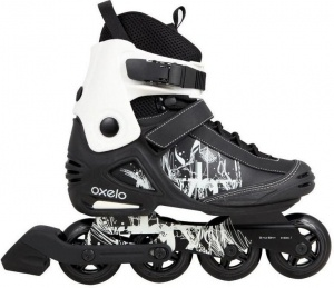 Designed for: Free ride, urban and slalom skating. These skates are very versatile