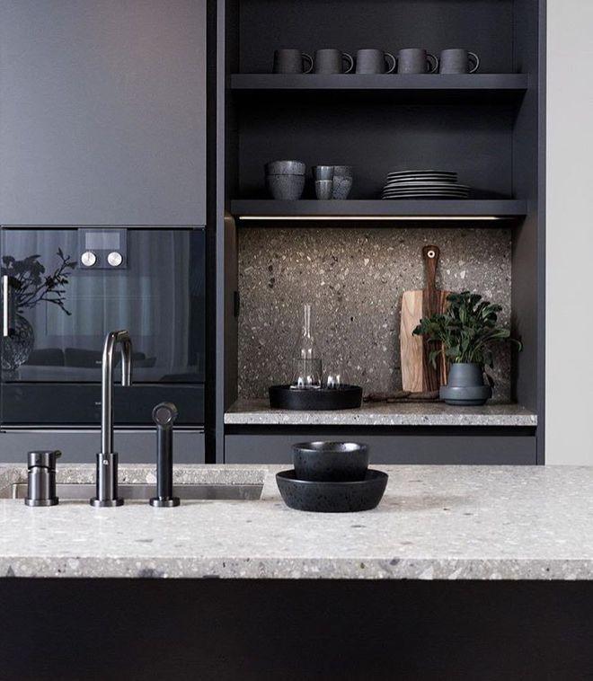 Le Terrazzo Dans La Cuisine Tendance Granito Decoration