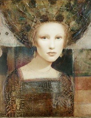 Csaba Markus was born in 1953 in Budapest, Hungary is an artist, painter, sculptor and publisher | Detail
