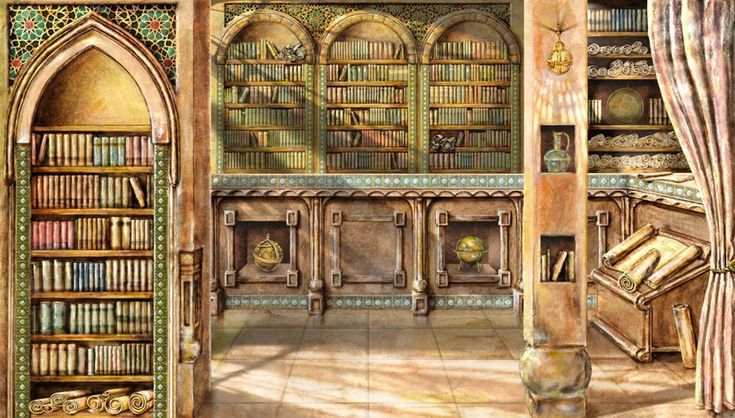The House of #Wisdom: One of the Greatest Libraries in #History. #library