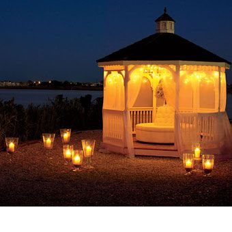 beautiful. would love to see a bride in there