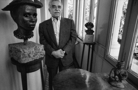 1999 Kolombiyalı yazar Gabriel Garcia Marquez