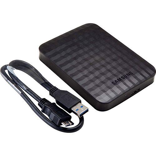 HD Externo Portátil Samsung 1TB M3 Portable Preto 259,00