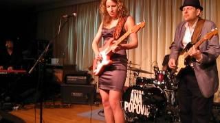 Ana Popovic and Ronnie Earl BullRun, via YouTube.