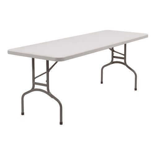 """96"""" Lightweight Folding Table (2-pack)   Sale Price: $153.36"""