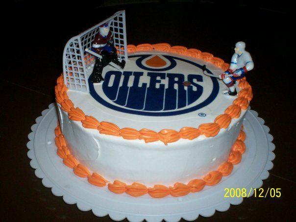 Edmonton Oilers - edible Image