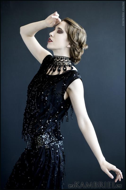 Speakeasy Dress Dresses Fringe Flapper Dress Fashion