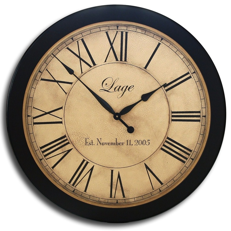 23 best large wall clocks images on Pinterest | Big wall clocks ...