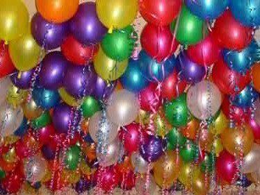 Como inflar un globo y que flote sin usar Helio ni maquinas - Taringa!